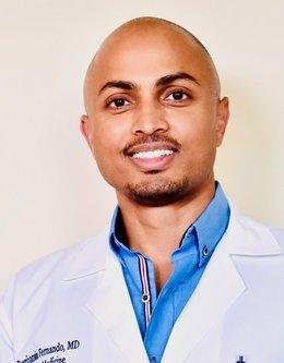 Benjamin Fernando, MD